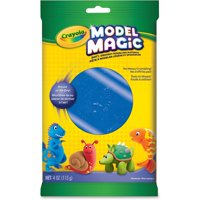 Crayola Blue Model Magic Modeling Material, 4 Oz.