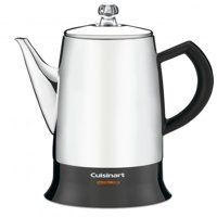 Cuisinart 12-Cup Classic Stainless Steel Percolator