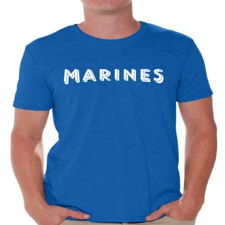 Navy Marine Corps Memorial - Awkward Styles Marines Shirt Marines Men's Tshirt Marine Gifts for Him Military Shirts for Men Marine Outfit Marine Training Shirts Marines Workout Clothes for Men