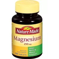 Nature Made Nutritional Products Nature Made Magnesium, 100 ea