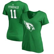d53fb4330 Larry Fitzgerald Arizona Cardinals NFL Pro Line by Fanatics Branded Women s  St. Patrick s Day Icon