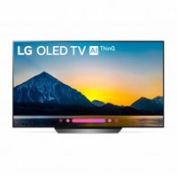 "LG 55"" OLED 4K HDR Smart OLED TV w/AI ThinQ - OLED55B8PUA"