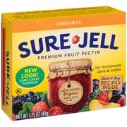 (2 Pack) Sure-Jell Original Premium Fruit Pectin, 1.75 oz Box