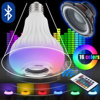 Kanstar E27 Smart Light Bulb, 50W Color LED, 1-Pack