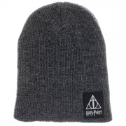 eb9bef942ab Beanie Cap - Harry Potter - Deathly Hallows Slouch Hat New Toys kc2syxhpt