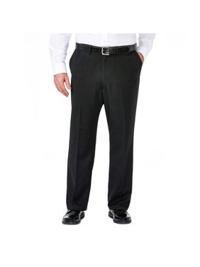 Big & Tall Travel Performance Suit Separate Pant Classic Fit HY90266