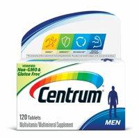 Centrum Men Multivitamin Tablets, 120 ct