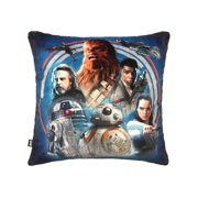 """Star Wars Episode 8 'The Resistance' 26"""" x 26"""" Oversized Decorative Pillow"""