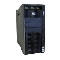 Refurbished HP Z800 E5620 4C 2.4Ghz 16GB 1TB Dual DVI