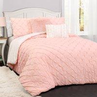 Ravello Pintuck Comforter 4Pc Set