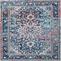 nuLOOM Persian Vintage Raylene Area Rug