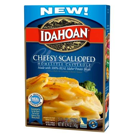 Idahoan Foods Idahoan Cheesy Scalloped - Scalloped Potatoes