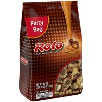 Rolo Chewy Caramels in Milk Chocolate Candy, 40 Oz.