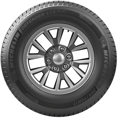 Michelin Defender LTX M/S Highway Tire LT295/70R18/E 129/126R - Custom M And Ms