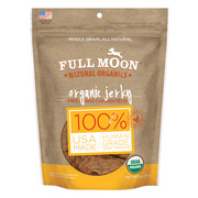 Full Moon All Natural Human Grade Dog Treats, Chicken Jerky, 32 Ounce