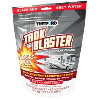 Tank Blaster Holding Tank Cleaner for Black & Grey Water & Portable Tanks - Thetford 96527