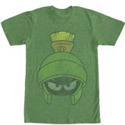 b6e749c9f Looney Tunes Marvin the Martian Scowl Mens Graphic T Shirt