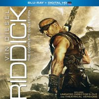 Riddick: The Complete Collection (Blu-ray)