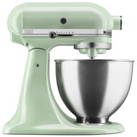 KitchenAid Deluxe 4.5 Quart 10 Speed Tilt-Head Pistachio Stand Mixer (KSM88PT)