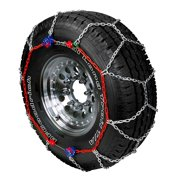Auto-Trac 0232605 Series 2300 Pickup Truck/SUV Traction Snow Tire Chains, Pair