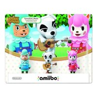 Animal Crossing Series 3-Pack Amiibo Figures
