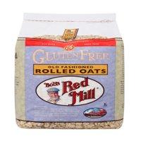 Bobs Red Mil Gluten Free Regular Rolled Oats, 32 Oz