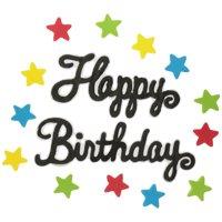Wilton Edible Birthday Cake Topper