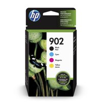 HP 902 Black, Cyan, Magenta & Yellow ink cartridges, 4-Pack (X4E05AN)