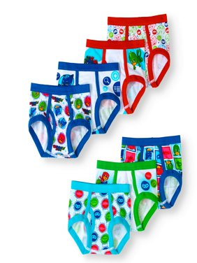 PJ Masks Toddler Boy Underwear, 7-pack