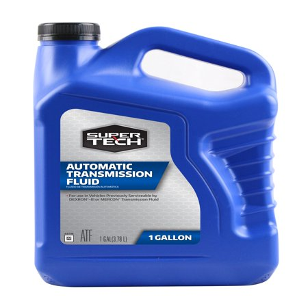 Super Tech Automatic Transmission Fluid, 1 (4l65e Transmission)