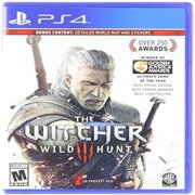 Warner Bros. The Witcher 3: Wild Hunt for PlayStation 4