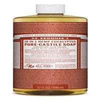 Dr. Bronner's Eucalyptus Pure-Castile Liquid Soap - 32 oz