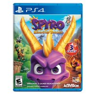 Spyro Reignited Trilogy, Activision, PlayStation 4, 047875882379