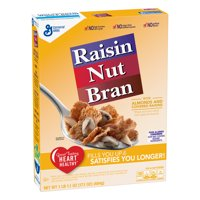 (3 Pack) Raisin Nut Bran Cereal, 17.1 oz