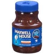 Maxwell House Original Roast Instant Coffee, 8 oz Jar