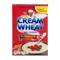(3 Pack) Cream Of Wheat 2 1/2 Minute Hot Cereal, Original, 28 Oz