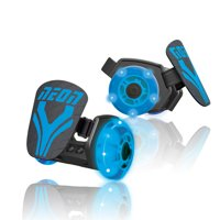 Neon Vybe Street Rollers - Adjustable Skates for Kids