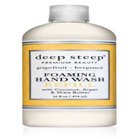 Deep Steep Foaming Hand Wash Refill, Grapefruit Bergamot, 16 Oz
