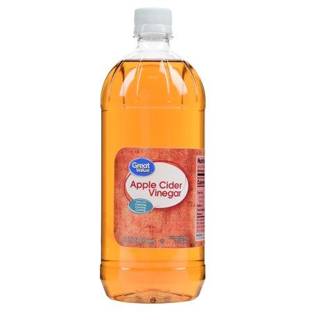 Great Value Apple Cider Vinegar, 32 fl oz - Walmart.com