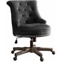 Linon Sinclair Office Chair, Multiple Colors