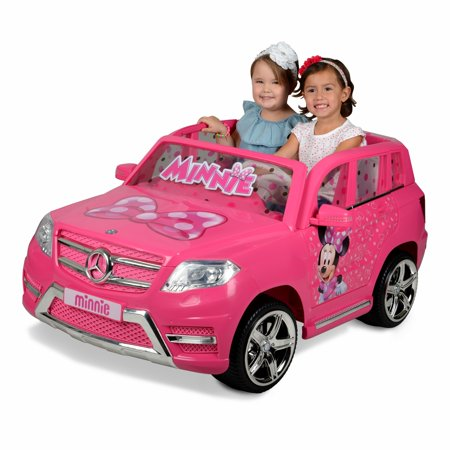 12 Volt Minnie Mouse Mercedes Battery Powered Ride On - Your little ones will ride in Luxury! - Big Toy Car