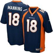 8bafaf1b Peyton Manning Denver Broncos Nike Youth Alternate Game Jersey - Navy Blue  - Yth XL