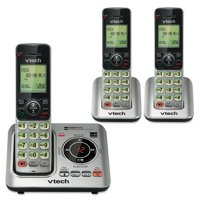 CS6629-3 CORDLESS ANSW W/ 3 HANDSETS VTECH CS6629-3