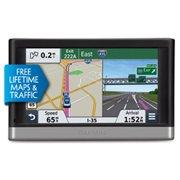 "Refurbished Garmin Nuvi 2557LMT 5"" GPS Vehicle Navigation System W/ Maps & Traffic Updates"