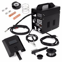 Stark MIG 130 Less Flux Core Wire Welder Welding Machine with Cooling Fans