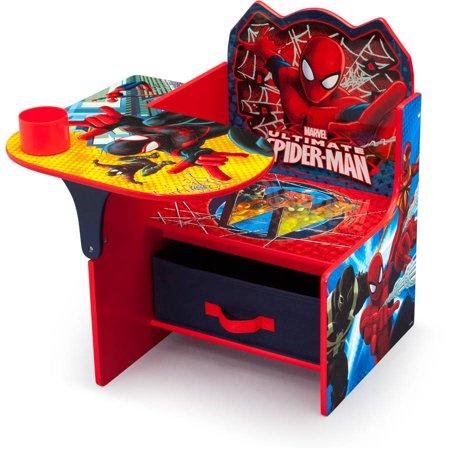 Marvel Spider-Man Chair Desk with Storage Bin by Delta
