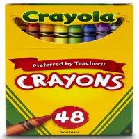 Crayola Classic Crayons, 48 Count