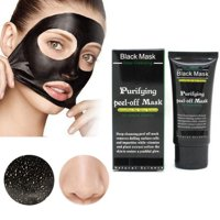Product Image Purifying Black Peel off Mask, Charcoal Face Mask, Blackhead Remover Deep Cleanser, Acne