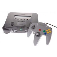 Refurbished Nintendo 64 System Video Game Console N64