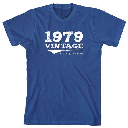 Vintage 1979 All Original Parts Men's Shirt - ID: 950 ()